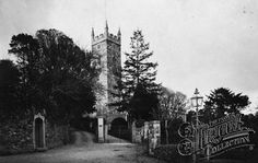 Photo of Bovey Tracey, Church 1907 from Francis Frith Devon, Old Photos, England, Painting, Outdoor, Art, Old Pictures, Outdoors, Art Background