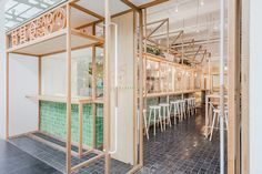 BAOBAO street food store by Linehouse, Shanghai – China » Retail Design Blog