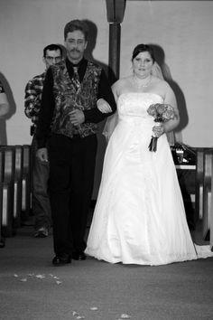 Father of Bride & Groomsmen & Bride