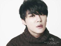 Kim Junsu for musical 'December'