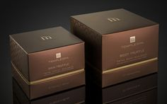 Luxury Packaging Design by John Asbridge at Coroflot.com