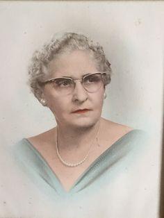 Pearl Hatfield, my great-grandmother. Devil Anse Hatfield's granddaughter.