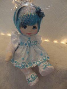 OOAK Taiwan Mattel My Child Doll ~ Aqua Flower Beauty ~ Sitting ~ Commission Doll | da jesska80