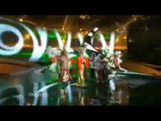 ▶ Eurovision 2008 Ireland (Semi-final 1) - Dustin the Turkey - Irelande Douze Pointe - YouTube