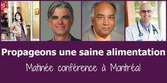 Propageons une saine alimentation – Matinée conférence à Montréal #DuVraiViteFait