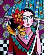Frida 18  Fine Art Print
