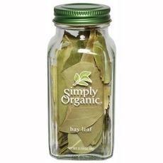 Simply Organic Bay Leaf Certified Organic (6x0.14Oz)