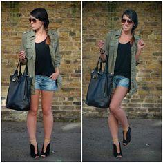 Weekender (by Bridg  @ PhoandChips.com) http://lookbook.nu/look/3689945-Weekender