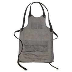 [got it] Fancy - Trusty Work Apron Waxed Canvas, Canvas Leather, Leather Bag, Cleaning Uniform, Bandana, Adult Bibs, Work Aprons, Gardening Apron, Linen Apron