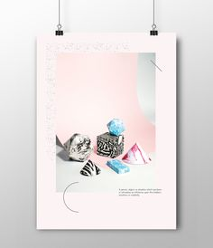 The Collection by Unni Toivola, via Behance