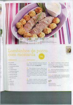 Livro 150 receitas as melhores 2011 Sausage, Beef, Laser, Vegetables, Recipes, Food, Baby Potatoes, Recipe Journal, Main Courses