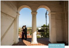 Santa Barbara wedding photographer court house :: Embrace Life Photography