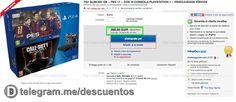 PS4 Slim  PES 17  COD III a sólo 28995 - http://ift.tt/2eYxmeX