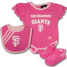 Majestic Girls Pink San Francisco Giants Jacket Zipper 6-9 Months Baby Infant Girls' Clothing (newborn-5t) Baby & Toddler Clothing