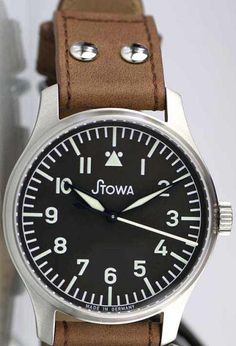 A Graduation Gift: The Stowa Flieger My younger brother John graduated from college this Spring, and I wanted to buy him a gift.  I love the...