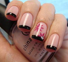 Chloe's Nails.. <3 this