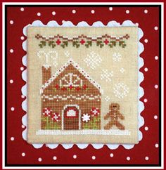 Country Cottage Needleworks - Cross Stitch Patterns & Kits - 123Stitch.com