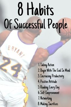 Check out these 8 habits of successful people, and make your life better today. These 8 habits can help you to become a successful person too! Self Development Books, Habits Of Successful People, Financial Success, Positive Attitude, Finance Tips, Resolutions, Book Recommendations, Self Improvement, Personal Finance