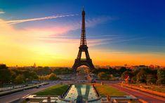 Se balader à Paris autour de la tour Eiffel