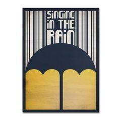 Trademark Fine Art Singing in The Rain by Megan Romo Canvas Wall Artwork, 22 by 32-Inch, http://www.amazon.com/dp/B00DS4NYKS/ref=cm_sw_r_pi_awdm_X7Nqtb0CN92ZR