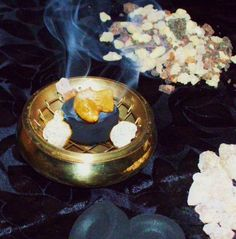 Aug 13th 7pm Incense 101 $25.00- Incense has been used through the ages for many purposes including protection, love, blessing and money. Learn about all the different types of incense and how to use/burn it from sticks, to smudge, to powders, to incense oils. Includes recipes & hands on instruction for making your own incense. Class fee includes materials & all supplies for class project.