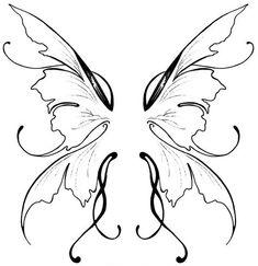 Fairy Wing Tattoos | faery wings II by butterflyy