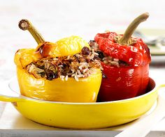 Gefüllte Peperoni | Betty Bossi