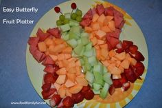 Bug Birthday Party Food Ideas | The party food was very simple: assorted sandwiches, veggies and dip ...