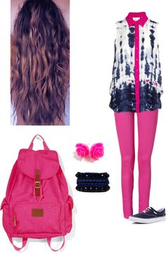 """""""school"""" by mynicecat ❤ liked on Polyvore"""