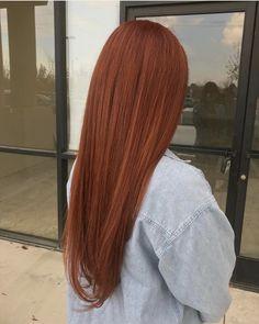 Hair Color Auburn, Hair Dye Colors, Auburn Hair, Red Hair Inspo, Ginger Hair Color, Pretty Hair Color, Hair Styler, Aesthetic Hair, Hair Highlights