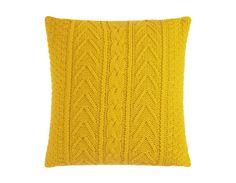 - Accent cushion x - Yellow Modern Home Furniture, Decorative Cushions, Decoration, Accent Decor, House Design, Throw Pillows, Yellow, Condo, Living Room