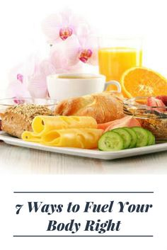 7 Ways to Fuel Your Body Right. Fatigue has many causes, some complex.  But sometimes we overlook the most obvious reason why we lack energy:  We haven't properly fueled ourselves. dragonfirenutrition.com