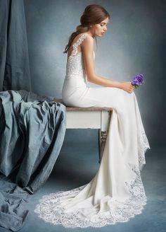 Bridal Gowns, Wedding Dresses by Tara Keely - Style tk2603