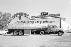 Robinson Transfer Motor Line, Inc. was located on Wilcox Drive. Amos Robinson was president, Harold A. Robinson was vice president, and Mrs. Catherine Robinson was the secretary treasurer.
