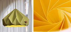 Hacete la mejor lámpara origami