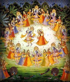 Story Of Krishna, Ram Wallpaper, Bhagavata Purana, Traditional Stories, Swami Vivekananda, In The Heart, Indian Art, Literature, Drawings
