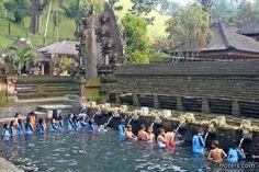 Tirta Empul Temple in Bali - Bali Attractions
