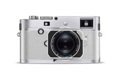 Leica Just Released a Dreamy Brushed Silver M Typ 240 · HUH.
