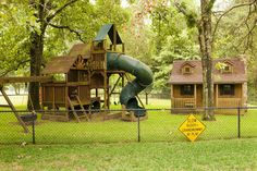 Outdoor Playsets Design Ideas, Pictures, Remodel, and Decor - page 3
