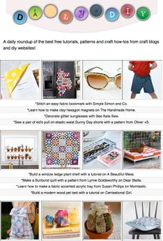 diy craft crafts blogs handmade daily cans gifts sell decor projects