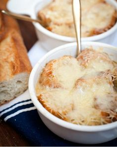 My Happy Dish: French Onion Soup from Liz Clayman