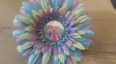 Zelda flower clip