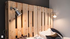 10 pomysłów na oryginalny zagłówek łóżka - Homebook.pl