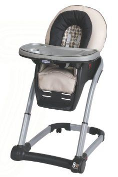Latest Review: This is a great comfortable high chair. We tried a few chairs in-store and our baby felt really comfortable and looked happy in it. He is now.