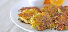 Vegetarisch: Kartoffel-Zucchini-Puffer glutenfrei