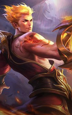 The Son of Flame Valir Mobile Legends
