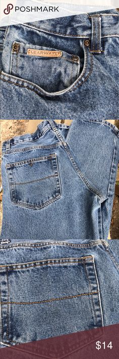 Clearwater Outfitters Men's Jeans 100% Cotton Machine Washable Men's Jeans.   32 X 32 Clearwater Outfitters Jeans