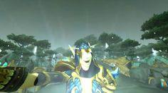 Glowy! #Selfie  #Warcraft