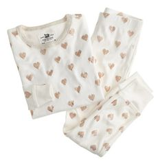 Pj's. Jammies. Jam-jams. Sleepy suits. No matter what you call them, our pajamas are anything but a snoozefest. Even better? They also come in our baby collection, so big and little sis can match.  <ul><li>Cotton.</li><li>Machine wash.</li><li>Import.</li><li>Online only.</li><li>For child's safety, garment should fit snugly; this garment is not flame resistant; a loose-fitting garment is more likely to catch fire.</li></ul>
