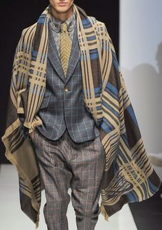 monsieurcouture:  Vivienne Westwood F/W 2015 Menswear Milan Fashion Week